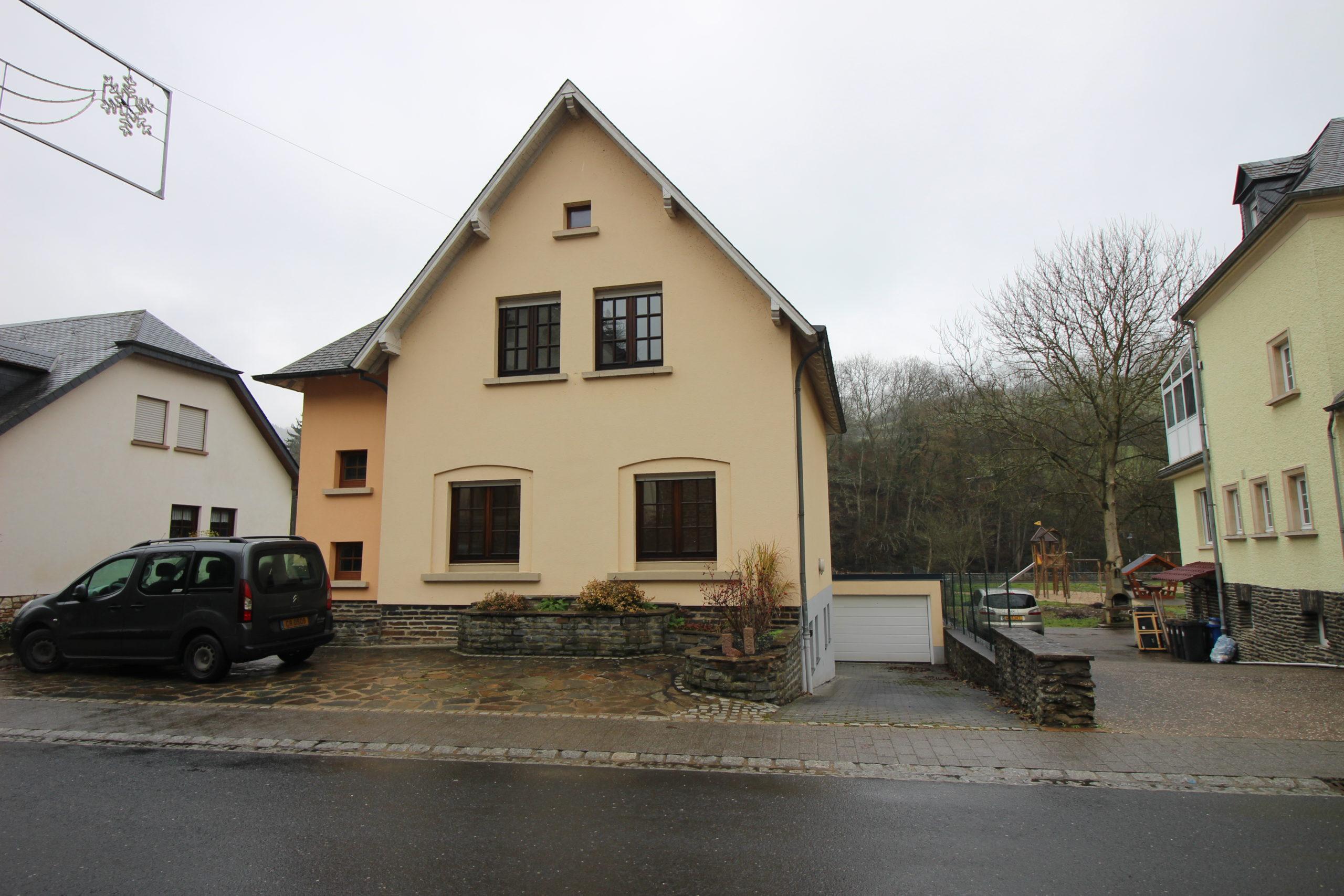 Maison en location à Stolzembourg